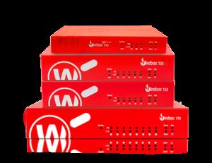 WatchGuard Firebox Tabletop Appliances